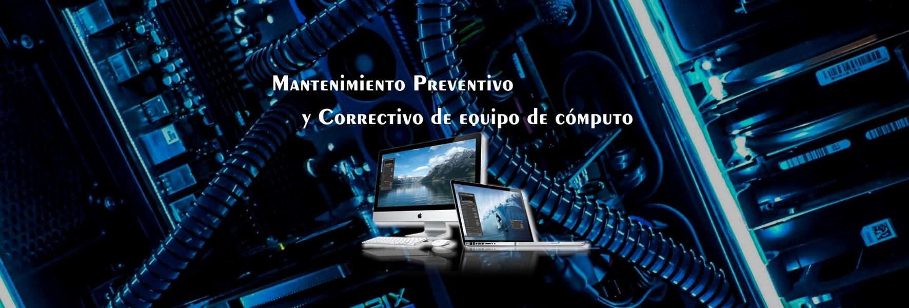 Mantenimiento Preventivo y Correctivo_ cómputo